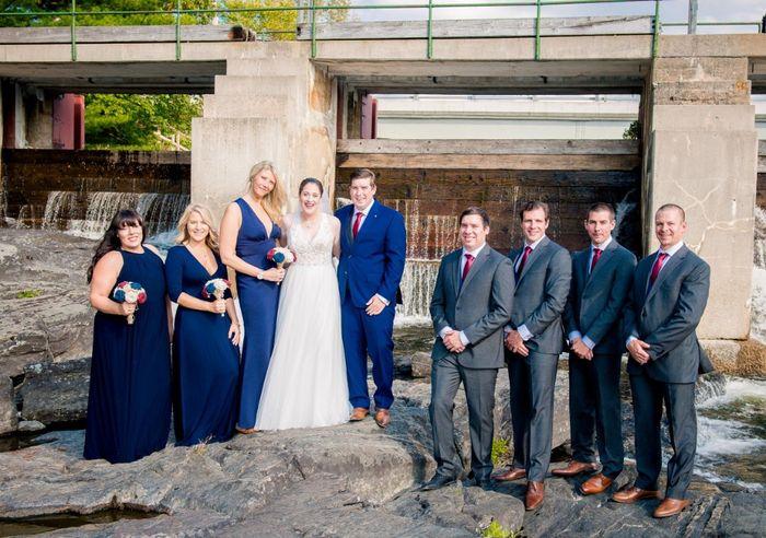 Mismatched Bridesmaid Dresses 4