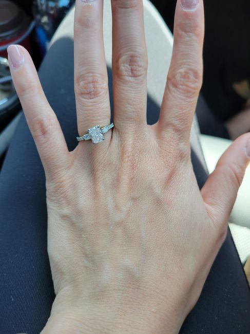 Show off your ring!! 3