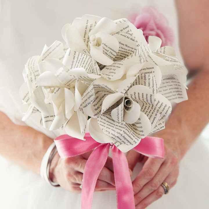 Wedding flower alternatives? - 1