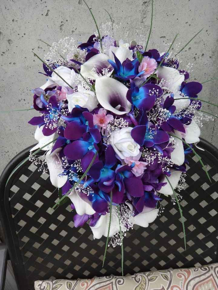 diy bridal Bouquets - 1