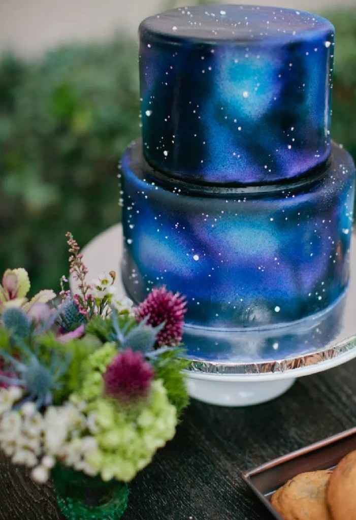 Wedding cake designs- let's see them cakes! - 1