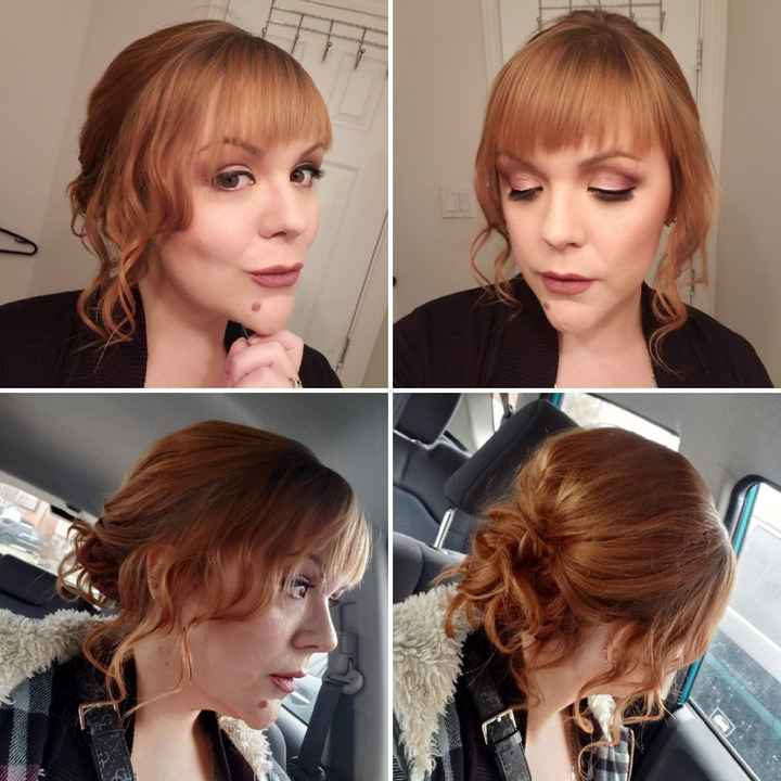 Makeup trial! - 1