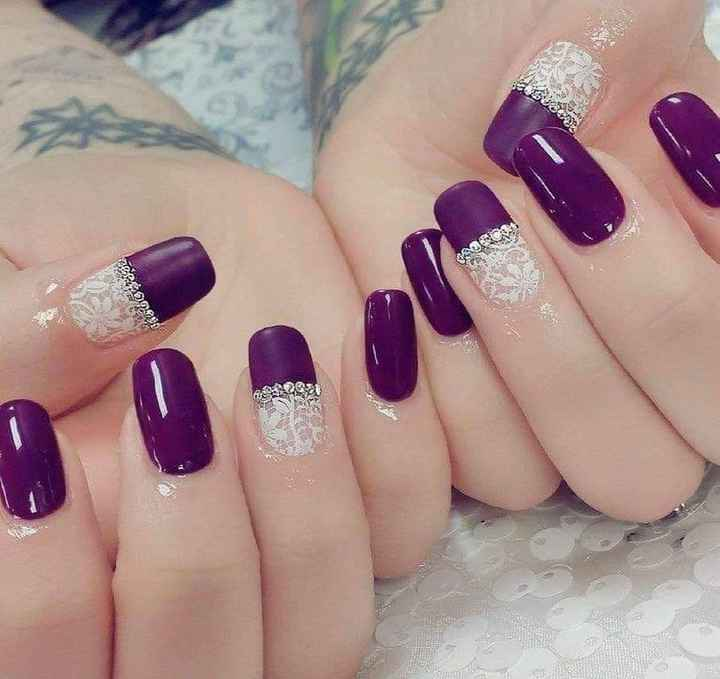 Bridal Nails - What Colour Polish? - 1