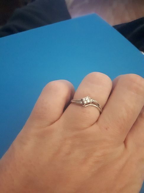 Show Me Your Solitaire Ring! 5