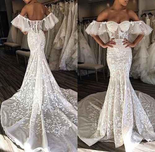 C: Wedding dress