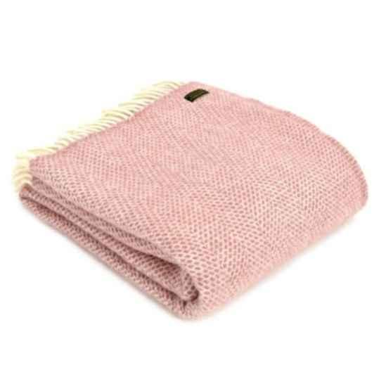 A Throw Blanket