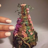Miniature Wedding Cake