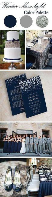 Wedding colours 1