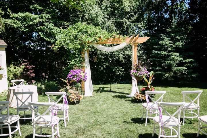 Small wedding - 2