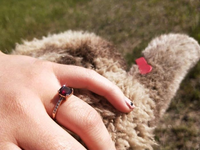 Show off your ring!! 16