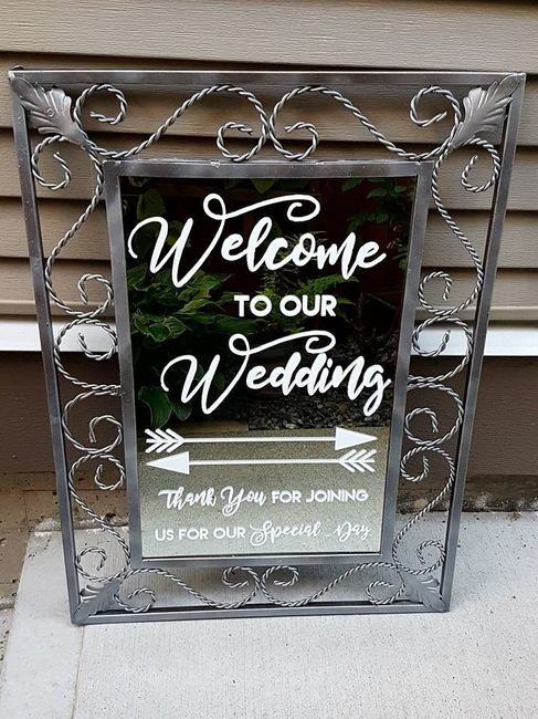 DIY or Buy? - Table Numbers, Seating Charts, & Escort Cards 9