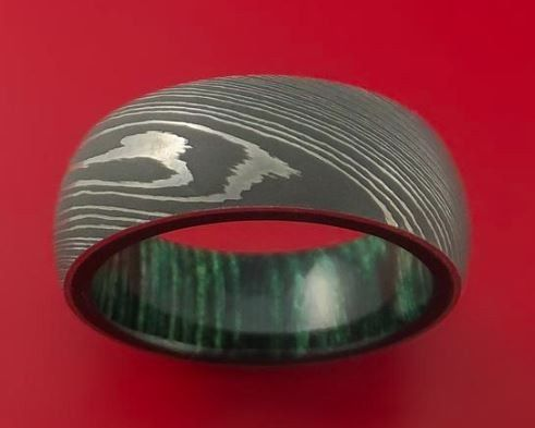 Wedding bands for the men! 7