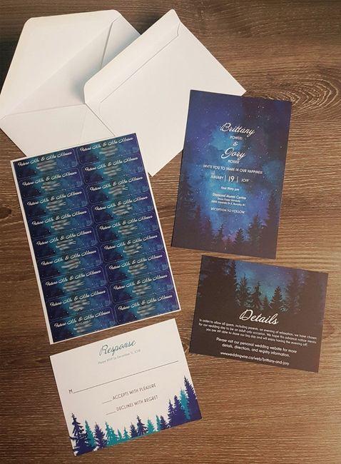 Splurge or Save: Invitations?  1
