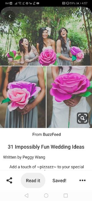 Flower alternatives? 4
