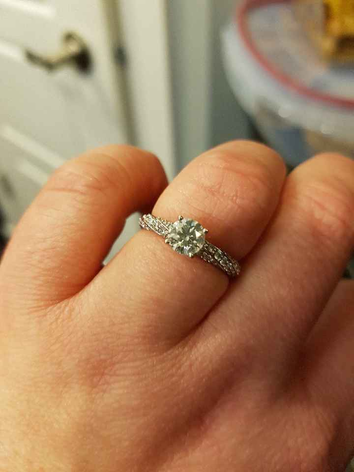 Brides of 2018! Show us your ring! - 1