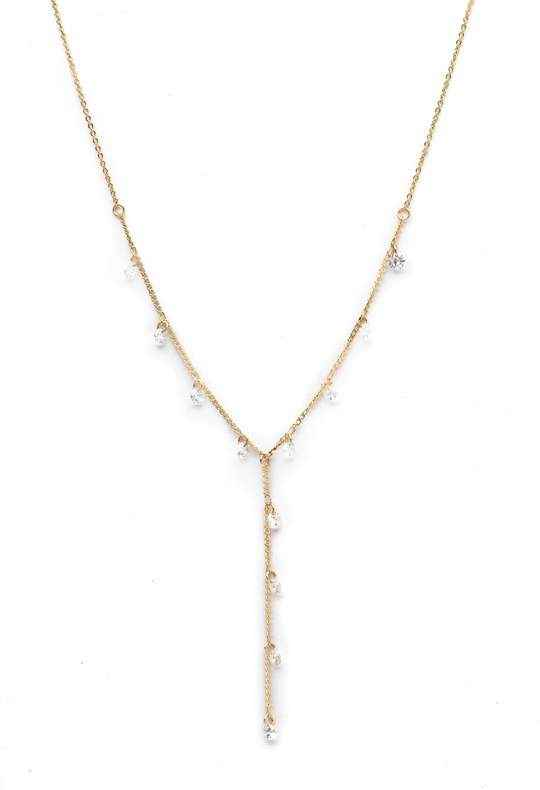 Necklace: Chunky or dainty? - 1