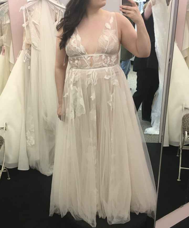 Let's see your dress!!! - 1