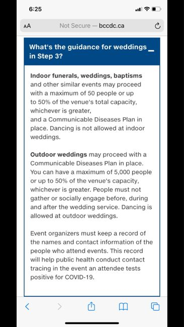 Does anyone know if we are allowed to dance? - 1