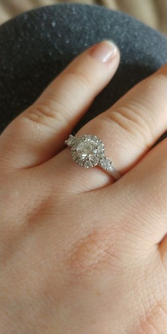 Brides of 2020!  Show us your ring!! 8
