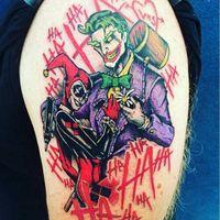 Finace's Tattoo - Inspiration