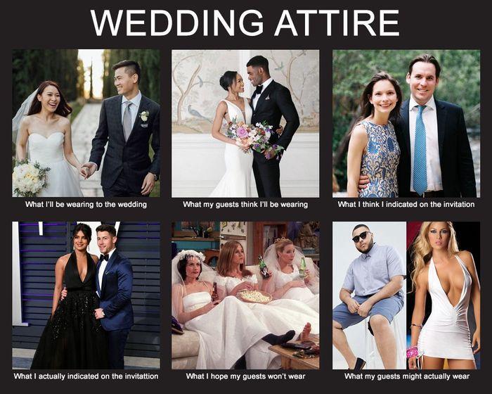 Wedding Guest Attire 1