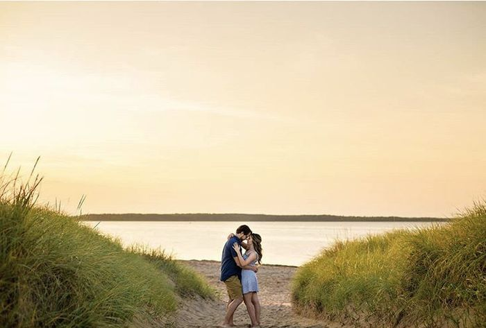 Essential or Extra: Engagement Photos? - 1