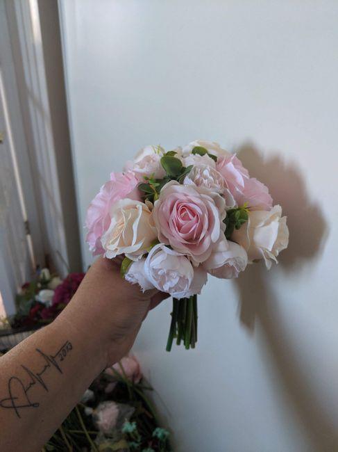 Got my wedding flowers!! 2