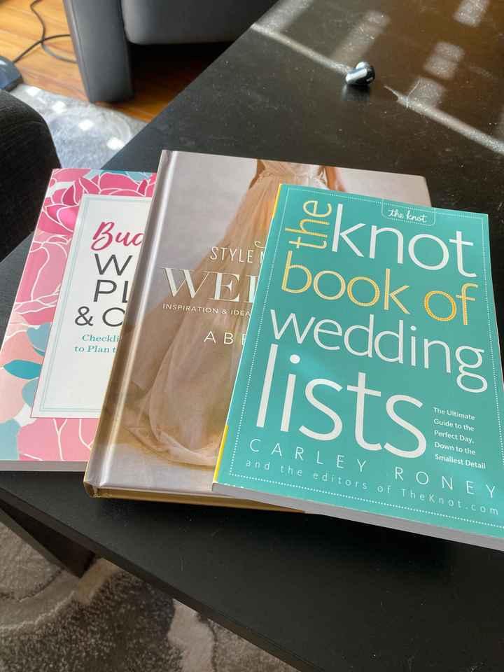 Looking at wedding stuff - 2
