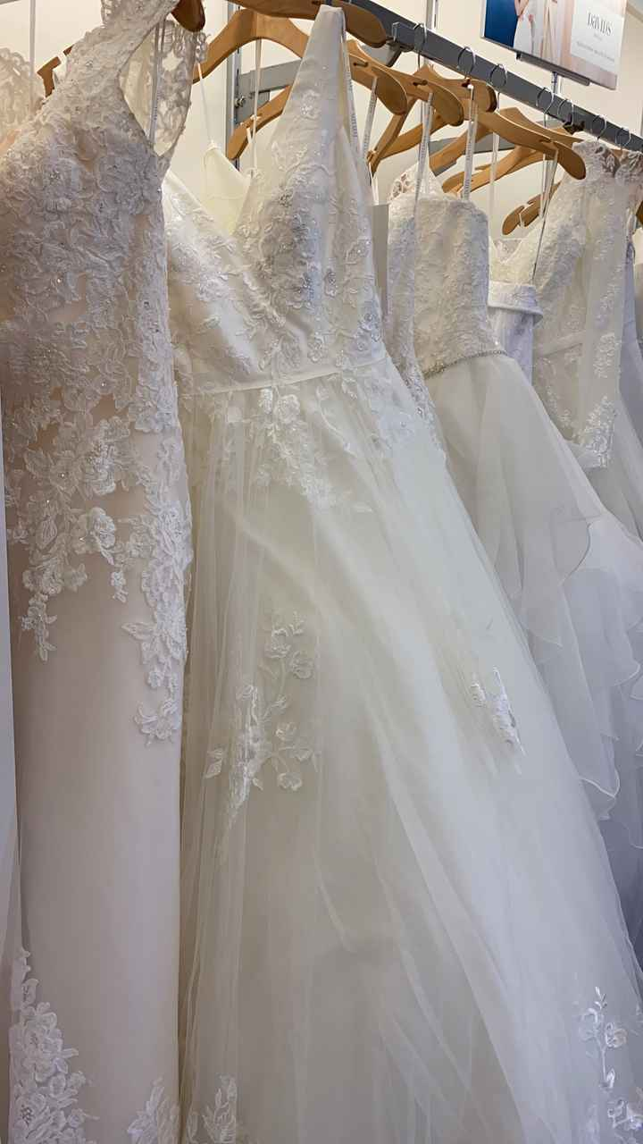 Bridesmaids and Flower girl dresses - 1
