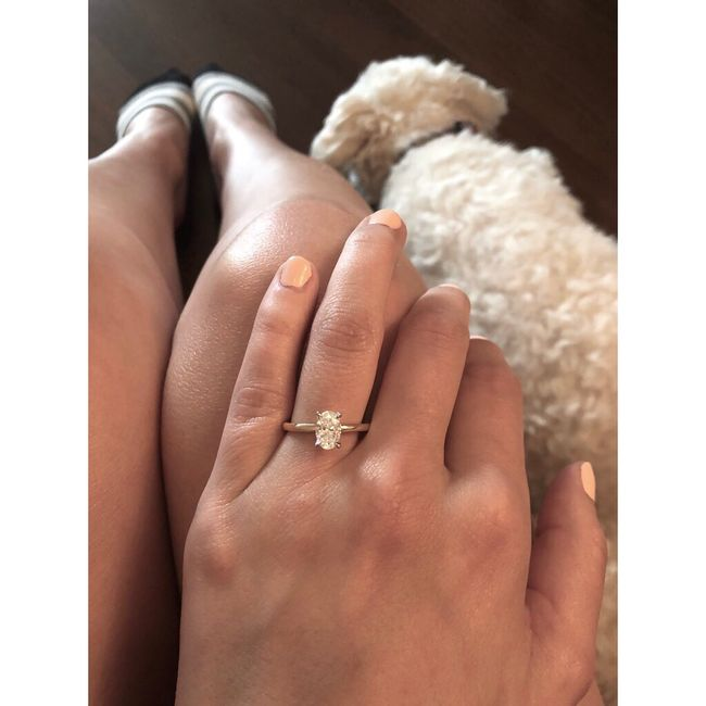 Brides of 2020!  Show us your ring!! 15