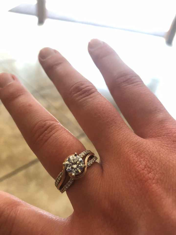 Tell me your ring story 😍 - 1