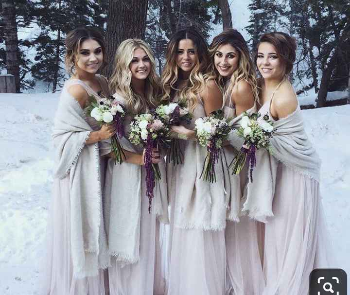 What are your Bridesmaid dresses like? - 2