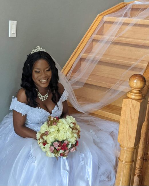 May 22 bride here, we did it 1