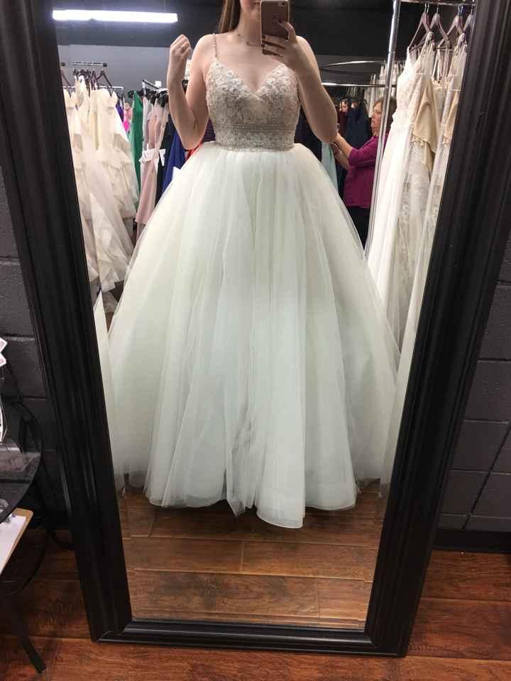 Dresses That Didn't Make the Cut - 3