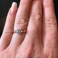 Brides of 2019!  Show us your ring!! - 1