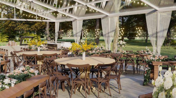 Choosing between indoor or outdoor venue? 1