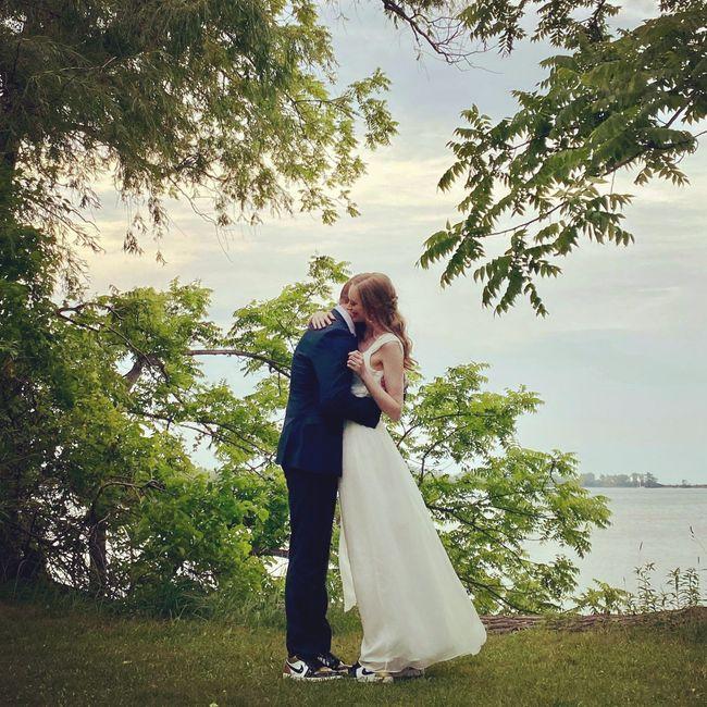 We eloped! 1