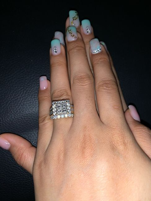 Brides of 2021! Show us your ring!! 9