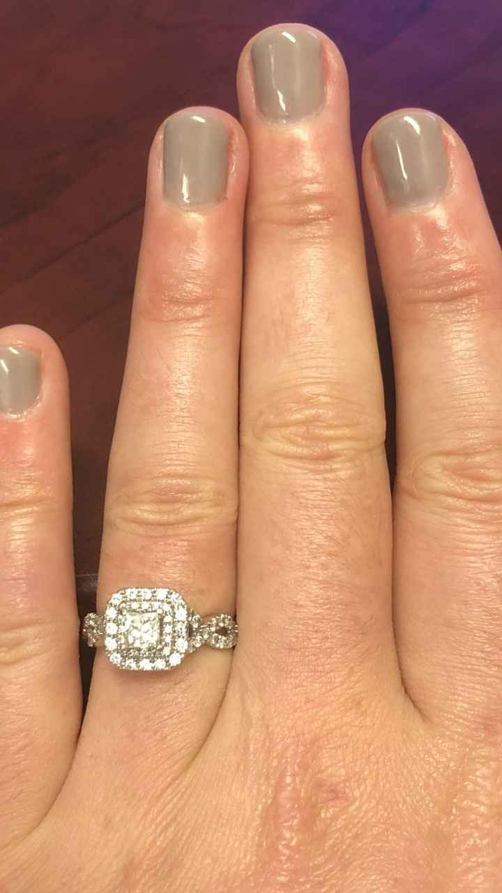 Brides of 2020!  Show us your ring!! 11