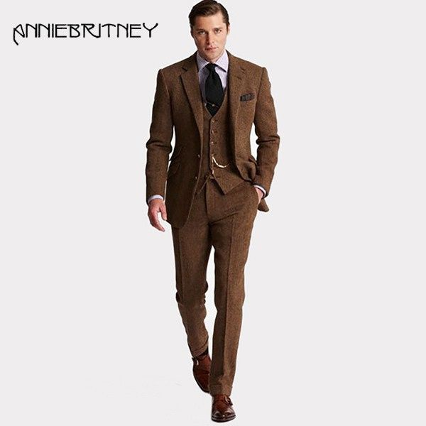 Men's Suits- Trying To Find Brown! Help!