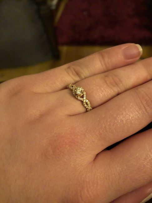Brides of 2020!  Show us your ring!! 29