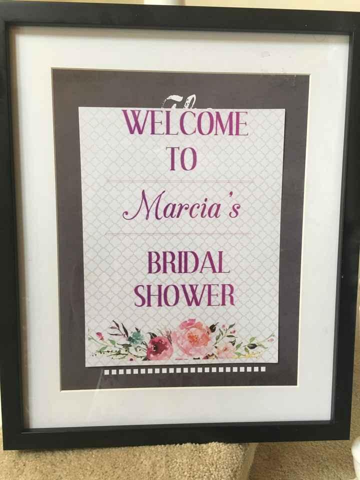 High Tea Bridal Shower! - 3