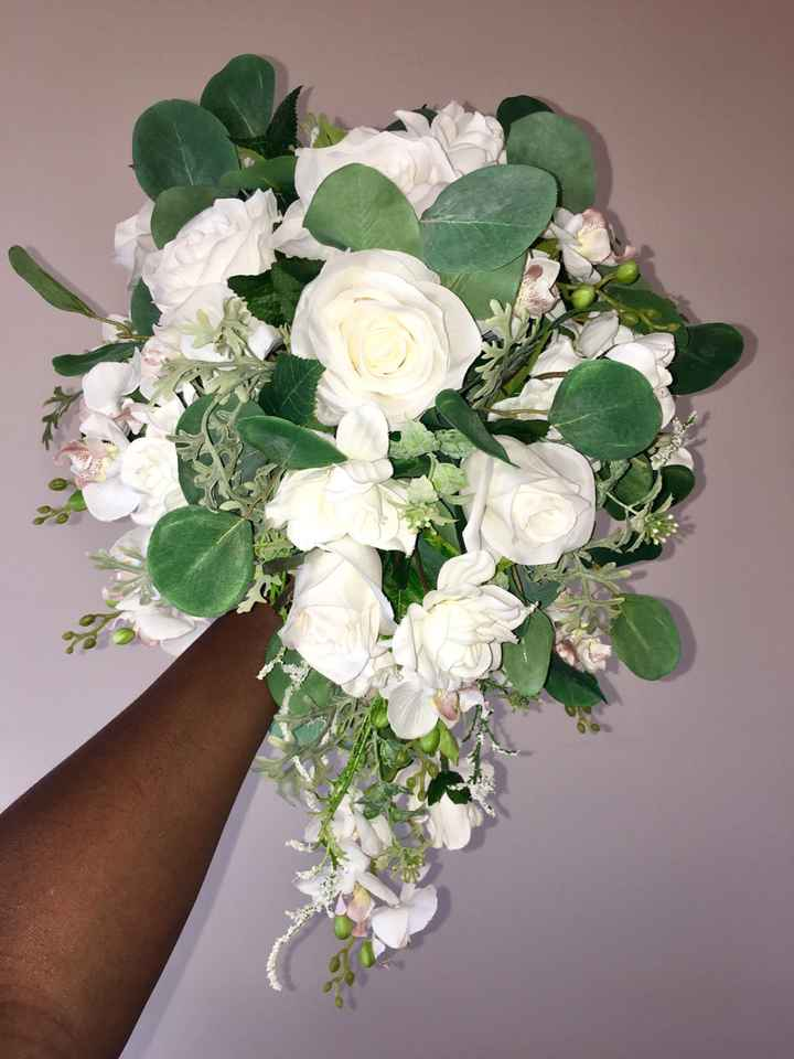 My bridal bouquet is ready! - 1