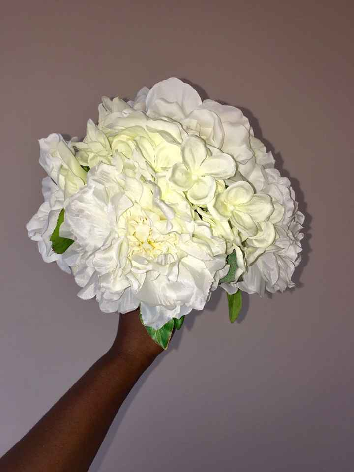 My bridal bouquet is ready! - 2