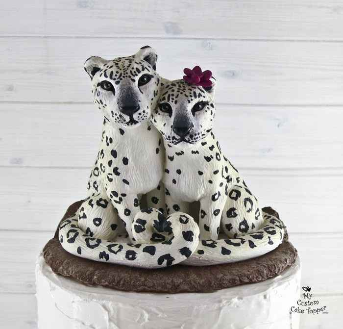 Animal Cake for the Animal Lover couples!