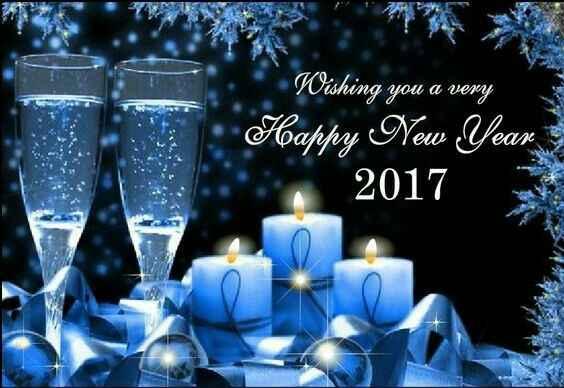 Happy new year! - 1