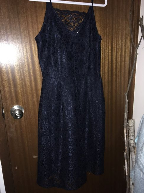 So excited about my dress purchases! 2