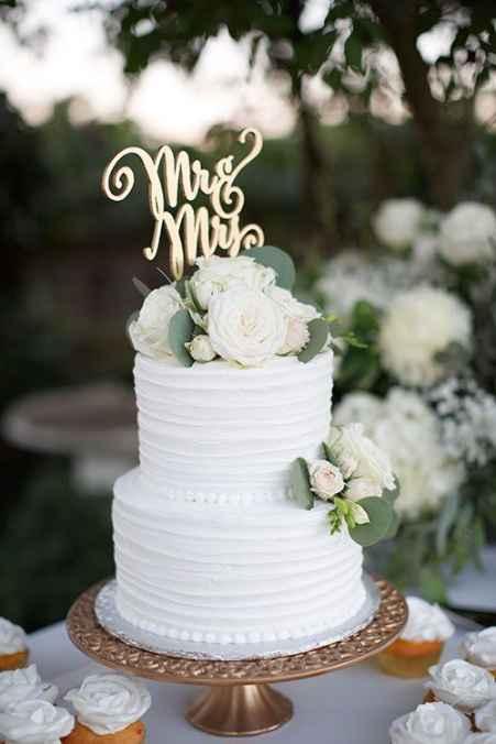 our cake inspo