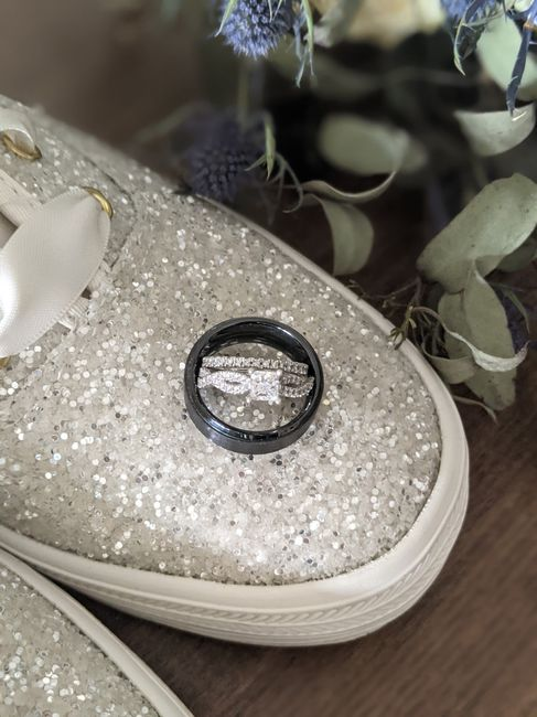 Where did you find your wedding bands? 2