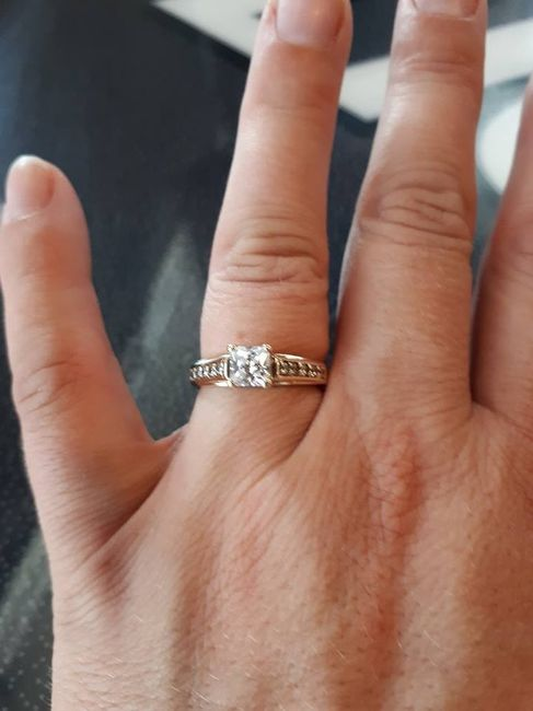 Show off your ring!! 28